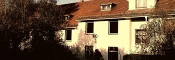 Besichtigung des Hauses