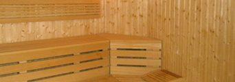 Sauna gekauft